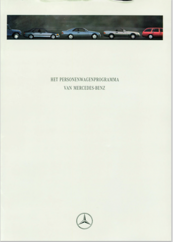 C-klasse-brochure-1994-afbeelding