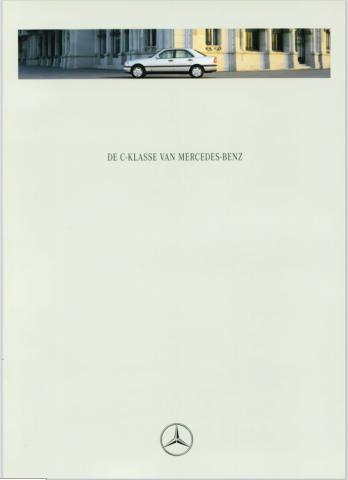 C-klasse-brochure-1995-afbeelding